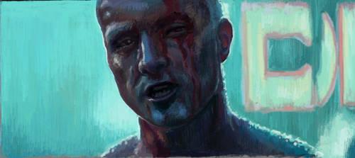 Bladerunner portrait2 by Ninorabbi