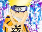 NarutoSketchcoloured n shizzle