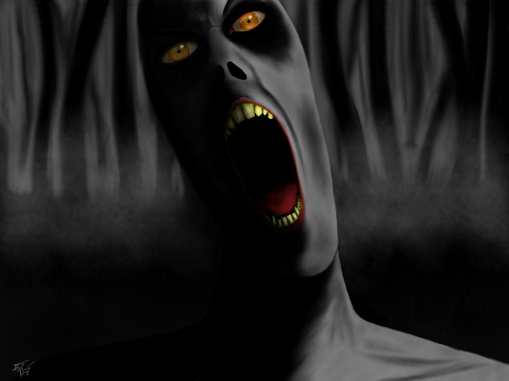 Scream by greenbulldog