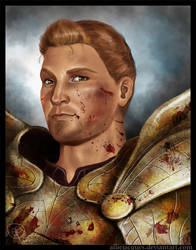 DAO: Alistair by AllieJacques