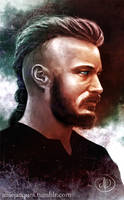 Ragnar by AllieJacques