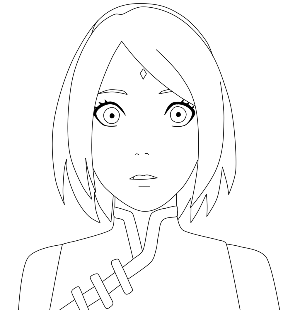 Sakura Haruno Boruto The Movie 606888479 on sasuke art