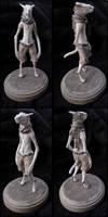 Mehk Sculpture by Book-Rat