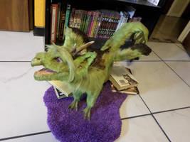 Kyisha Commission by Book-Rat