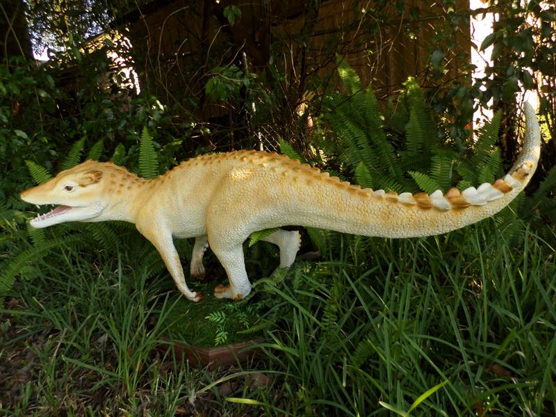 pseudhesperosuchus by book rat on deviantart