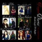 Vampire Diaries- A Comparison