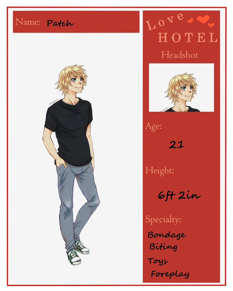 Love Hotel App: Patch by Be4URGone4EverOn