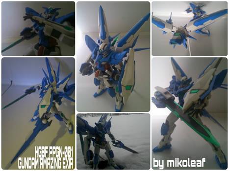 HG Gundam Amazing Exia