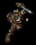 Frogman Bard
