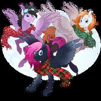 Snowy's Christmas Giftathon: Friends