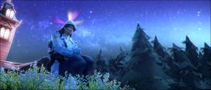 [SFM] Clear night sky (Commission)