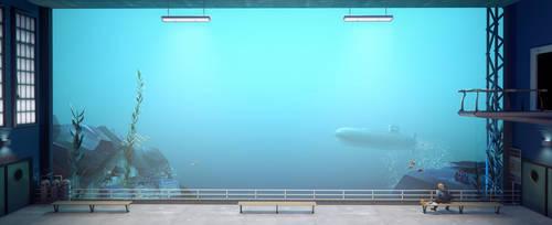 [SFM] Underwater