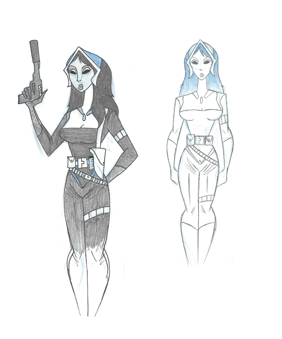 Concept: Loreley By Sillybilly13 On DeviantArt