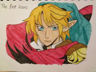 Zelda: The first hero by SexyAussieKirkland