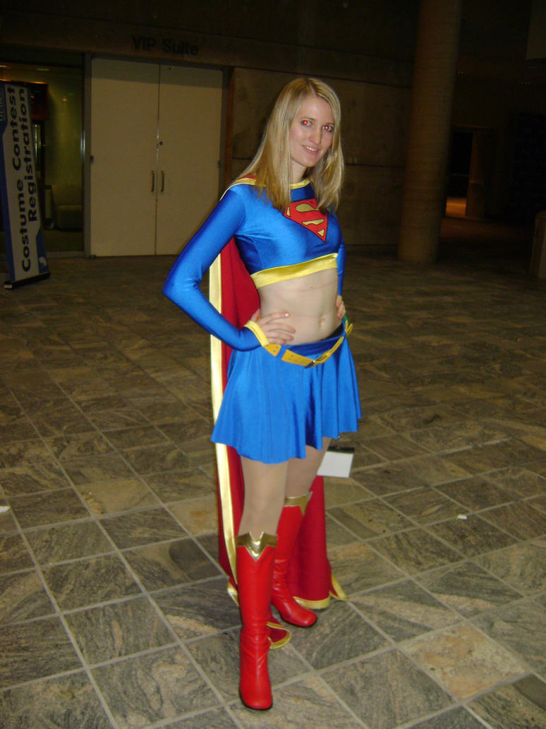 Otakon 2011-#9-Supergirl at an Anime Con by gundam20012005
