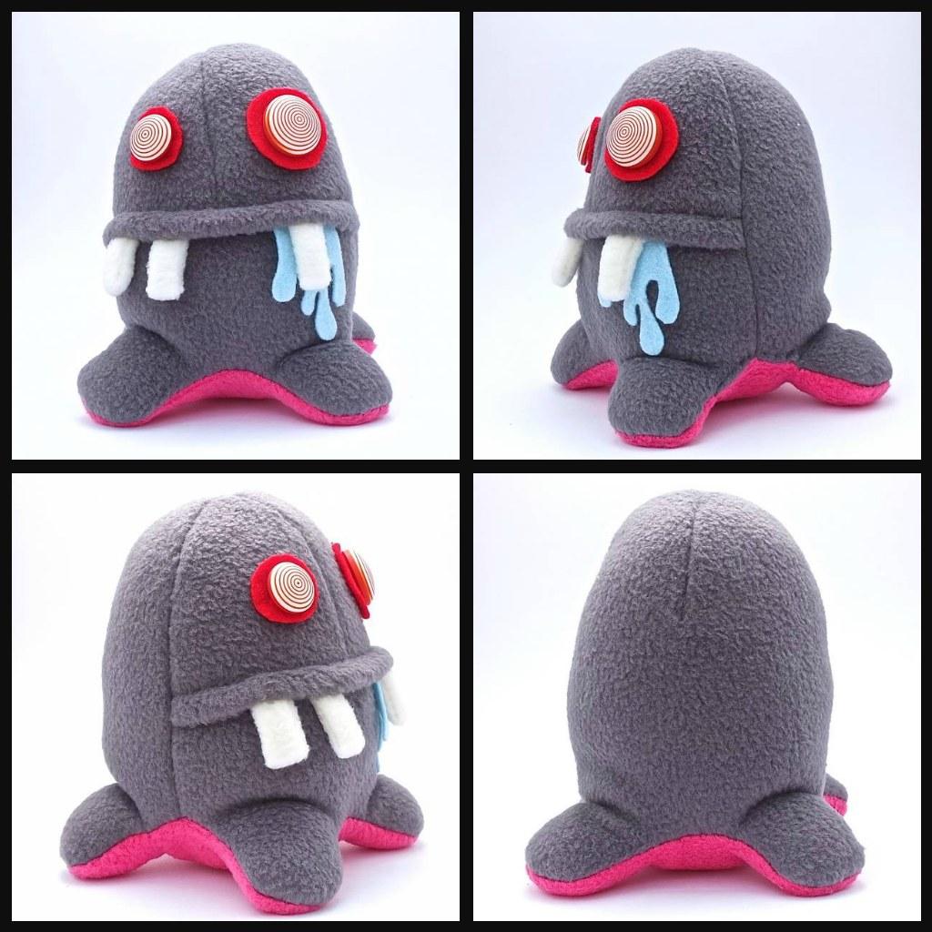 Hypno Bob the Drool Monster by EllaRobinson