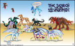 -Some of TSftSG Cast- by Silvolf
