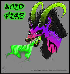 -Acid Fire- by Silvolf