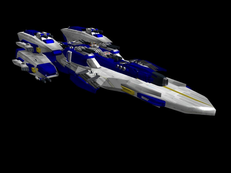 Battleship Progress Render by Level60Healbot