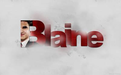 Blaine by AmeliaTonks