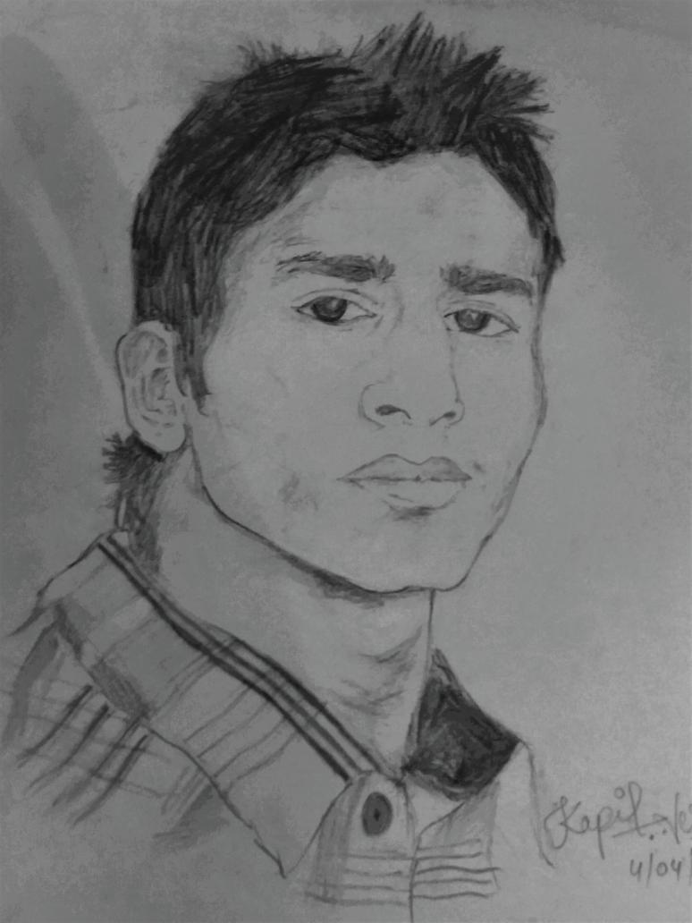 Quick sketch #1 by KapilVe