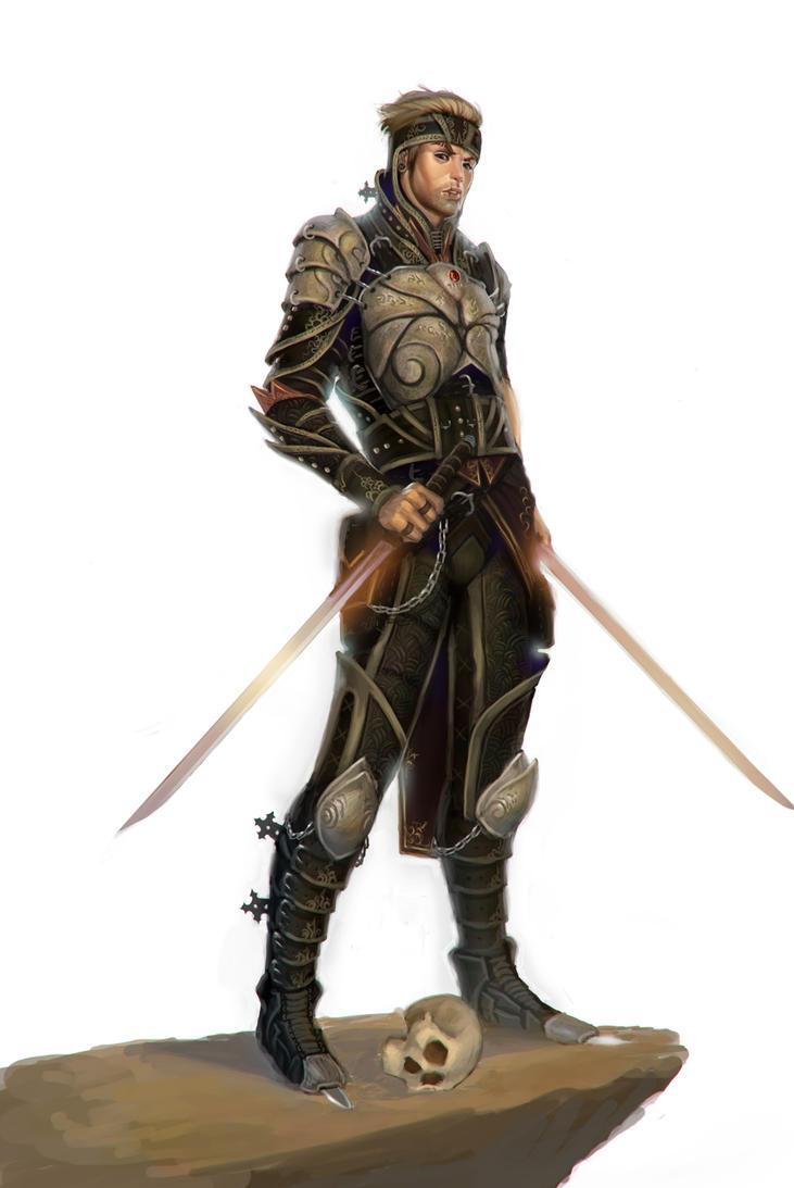 Blader Master by Adrian-W