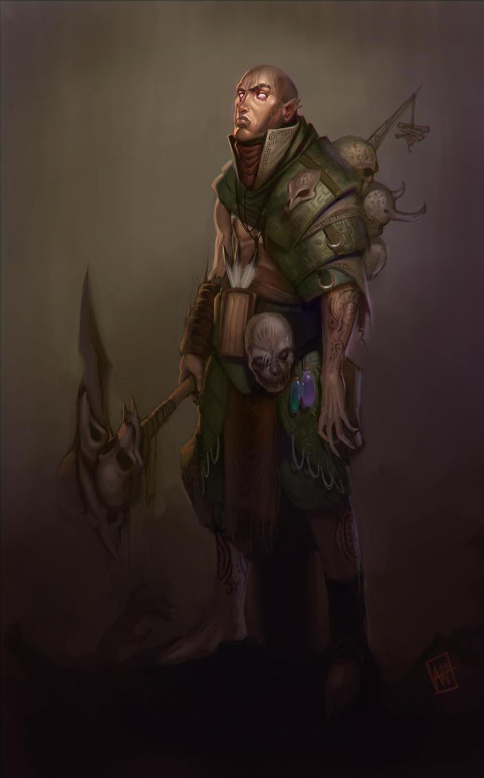 Voodoo by Adrian-W