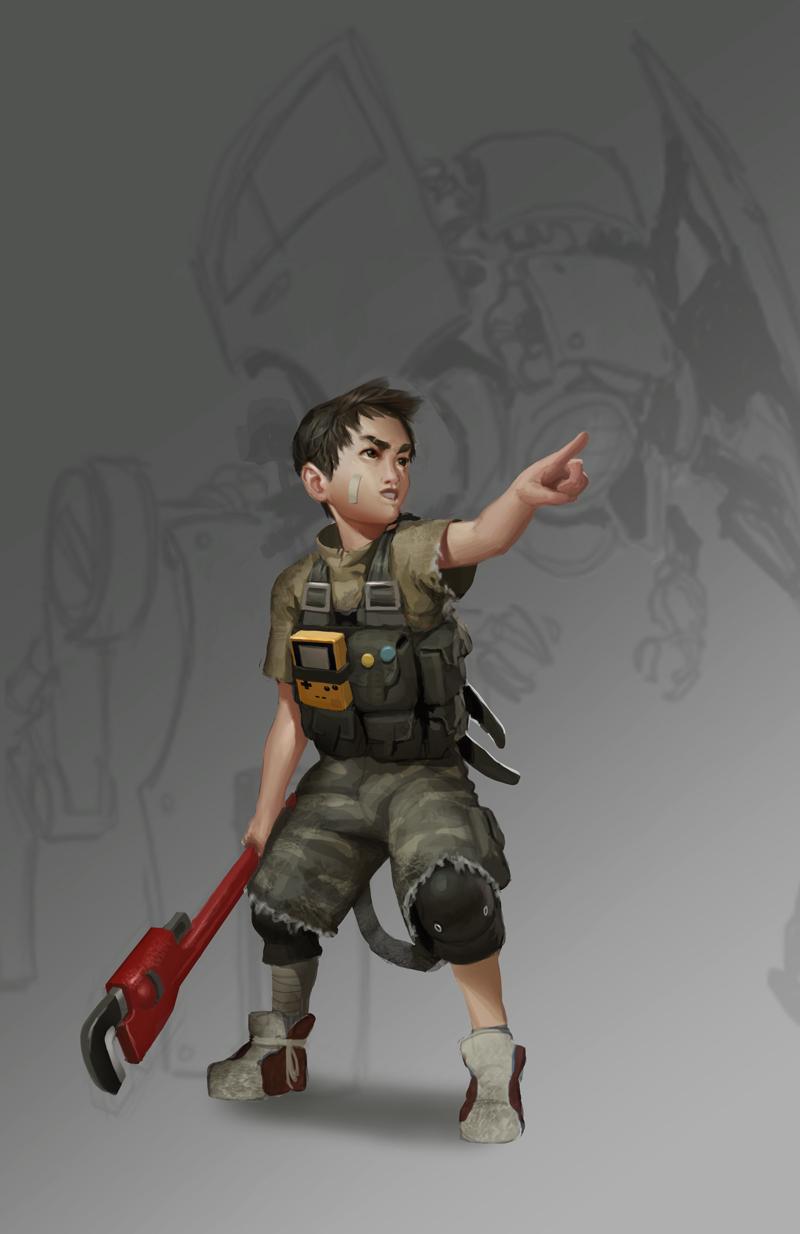 Seth by Adrian-W