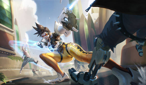 Overwatch: Tracer