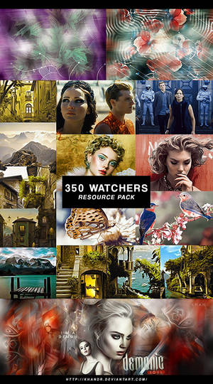 350 Watchers - Resource Pack