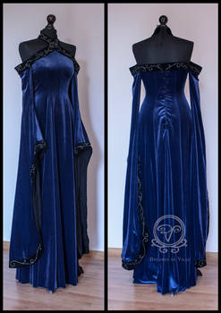 Medieval Fantasy dress