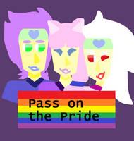 Happy Pride Month by MK-AKA-Morgan