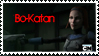 Bo-Katan Stamp by xVanessaSkywalker
