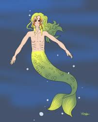 Momi under the sea
