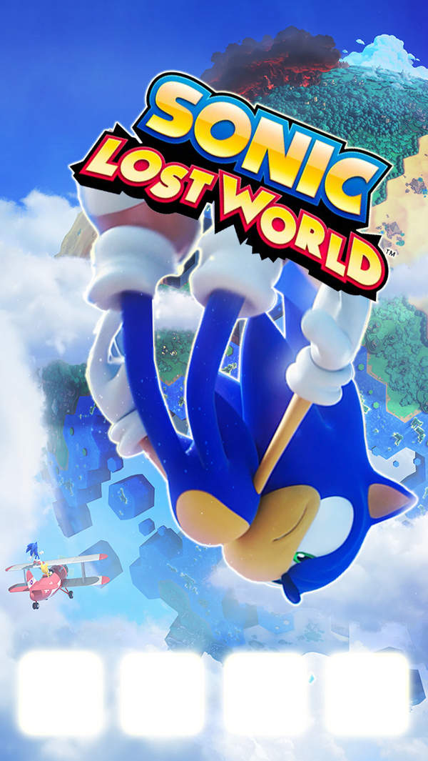 Sonic Lost World Iphone 5 wallpaper by sonicandshadow104 ...