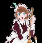 Tsubaki chou Lonely planet- Render