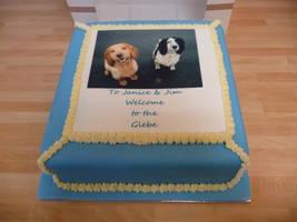New Home Cake by cakesbylorna