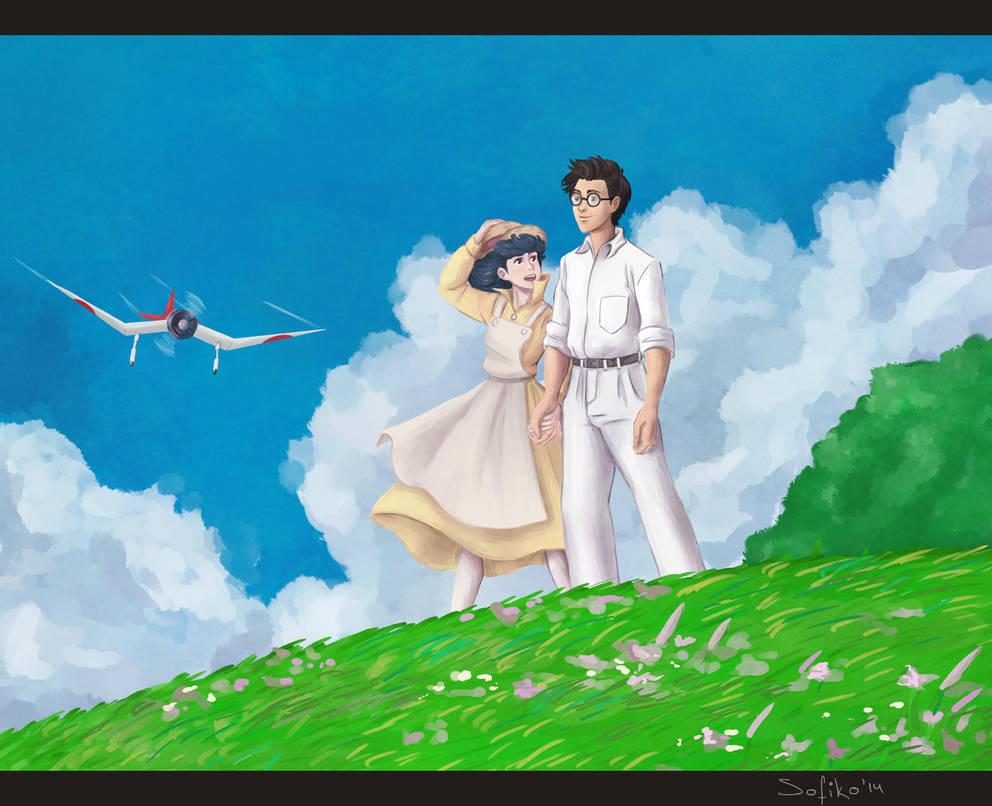 Kaze Tachinu by sofiko-chan
