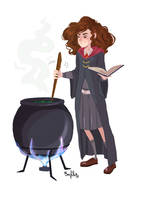 at Potions classes