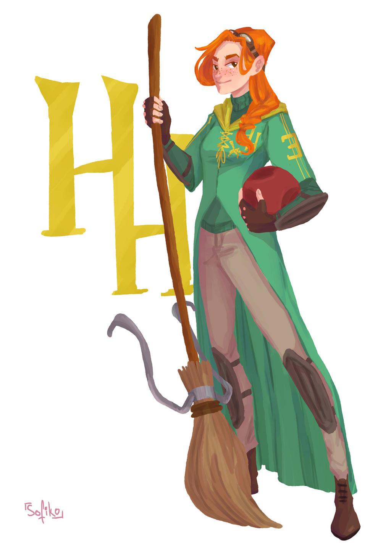 Holyhead Harpy by sofiko-chan