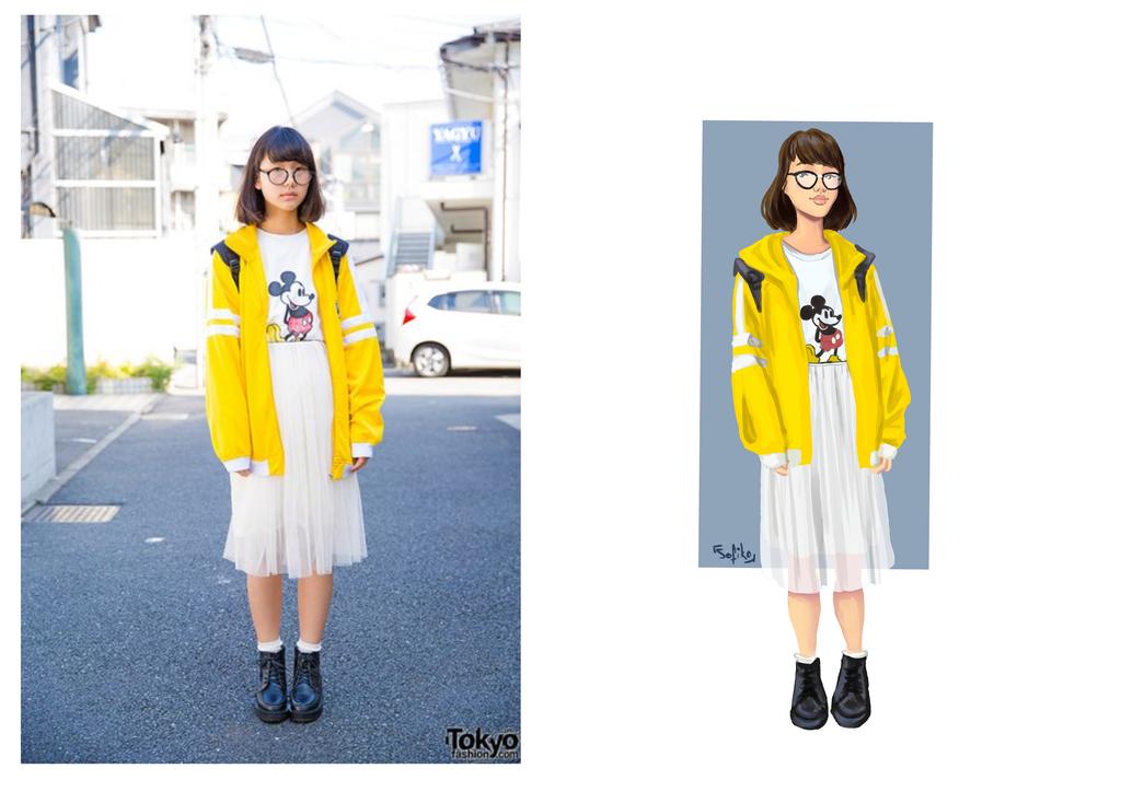 Japanese Street Fashion 2 by sofiko-chan