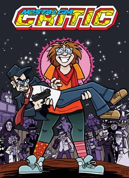 Nostalgia Critic DVD Cover Submission