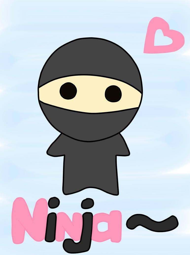 Ninja~ by Pandas55