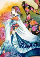 Arttrade: Shiori by la-sera