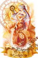 The Magician by la-sera