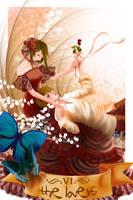 The Lovers by la-sera