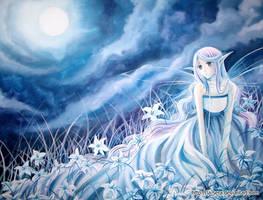 Liliya-Mother of Lilies by la-sera
