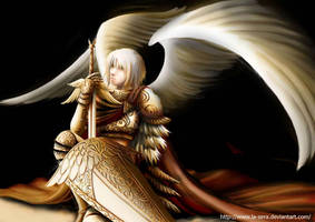 Defender of the Faith by la-sera