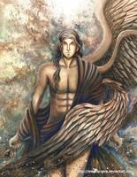 Angel Without Angel's Heart by la-sera