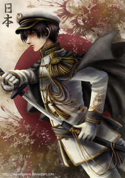 APH : Land of the rising sun